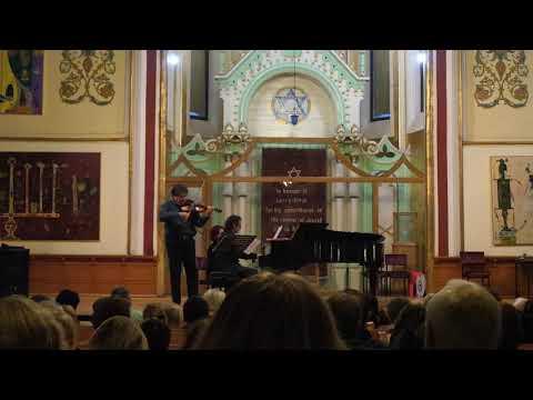 Gabriel Croitoru & Horia Mihail @ Fr. Kreisler: Londonderry Air