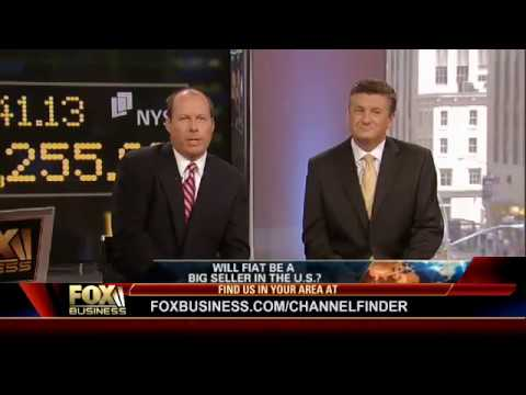 Todd Schoenberger, Ashley Webster and Cheryl Casone discuss the Fiat 500, on FOX