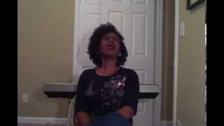 His Strength Is Perfect by Cece Winans - Vera Okoro cover