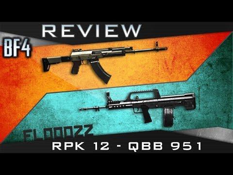 Battlefield 4: RPK-12 Vs QBB-95-1 (german) [flooozz]