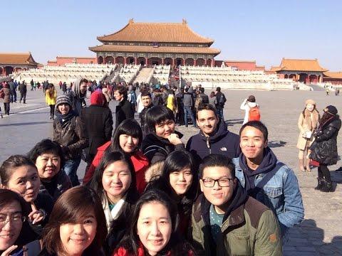 My life in Beijing 2014