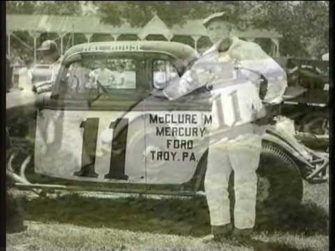 Hal Hoose  Killed in crash 1958.VOB
