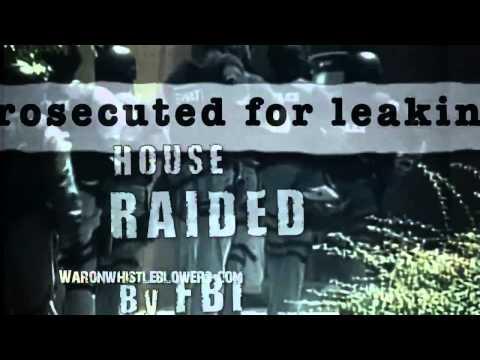 War on whistleblowers (2013)(Trailer)