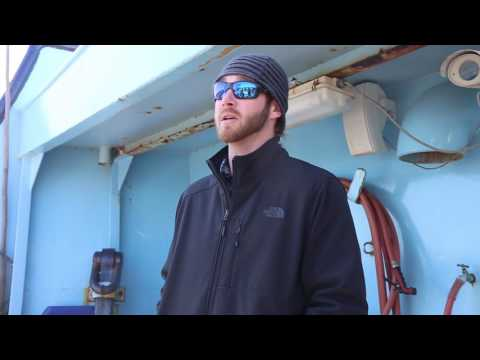 Biology Graduate Student Clark Morgan explains his Research