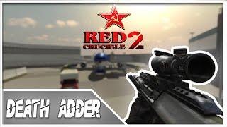 RED CRUCIBLE 2 REBORN | JOGANDO DE DEATH ADDER