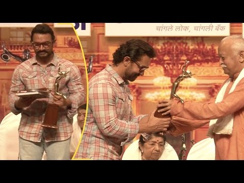 Aamir Khan Attended First Award Show After 16 Years