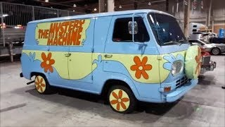 Scooby Doo Where Are You  At the 2018 Mecum Harrisburg Auction
