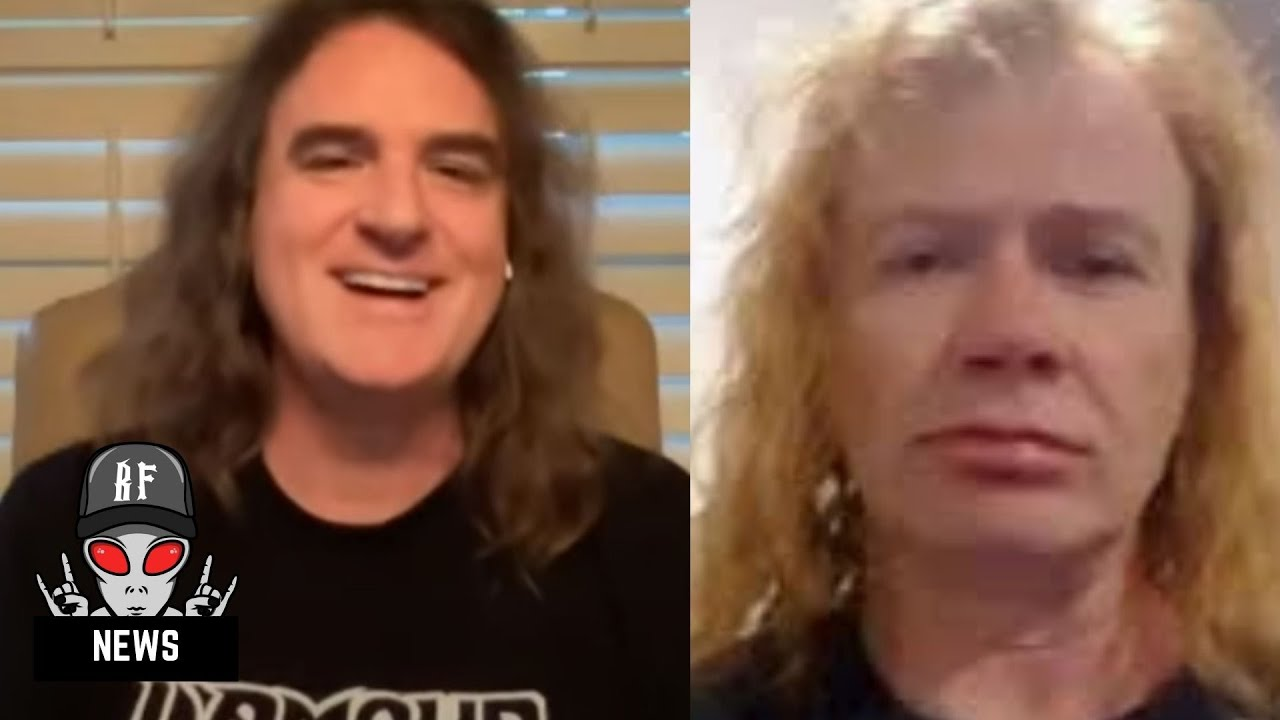 Dave Ellefson Shares Family's Reaction To Leaked Videos, Megadeth Firing