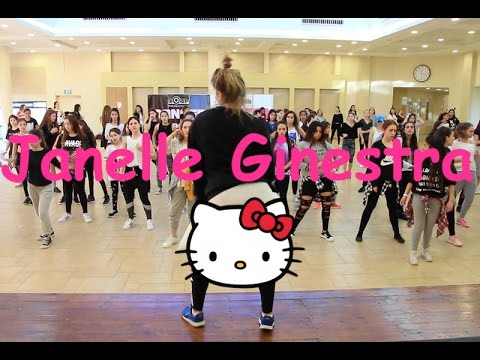 Hello Kitty - Avril Lavigne |Choreographed by Janelle Ginestra
