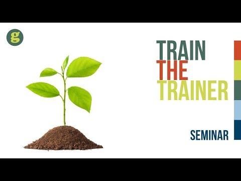 Train the Trainer Seminar