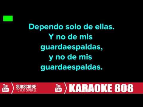 A Gatas Lyric ~ Gloria Trevi ~ Karaoke Version ~ Karaoke 808