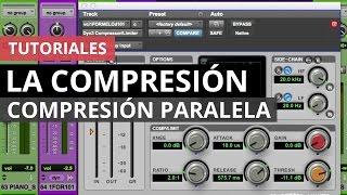 La compresión paralela