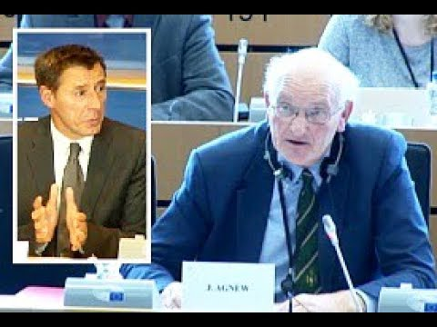EU's unfair trading directive deemed unfair by both retailers and processors - Stuart Agnew MEP Mp3