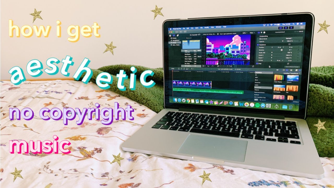 How I Get Aesthetic Music For My Youtube Videos No Copyright Music My Favs Youtube