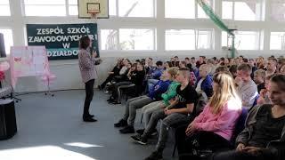 Warsztaty profilaktyczno-edukacyjne dla młodzieży