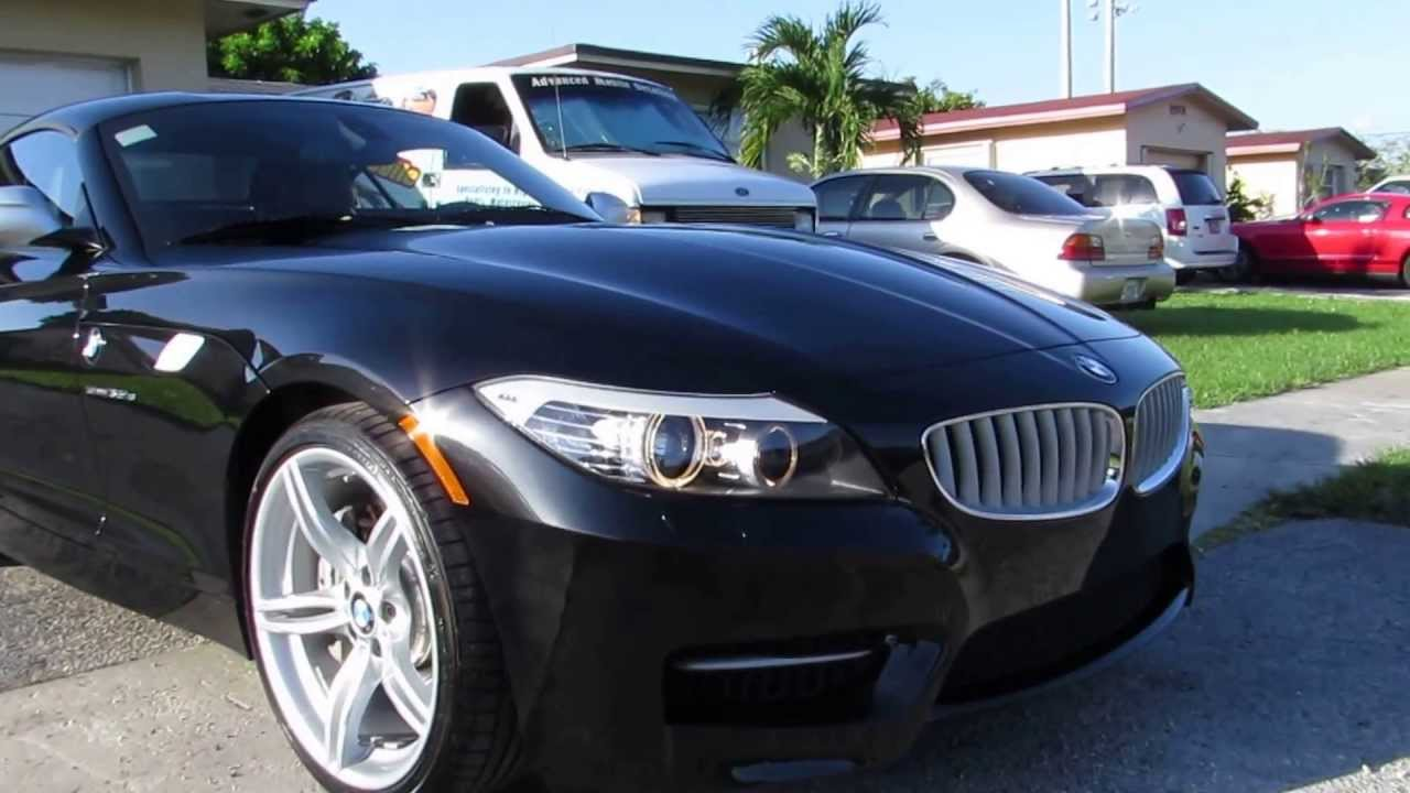 2013 bmw z4 35is by advanced detailing of south florida youtube. Black Bedroom Furniture Sets. Home Design Ideas