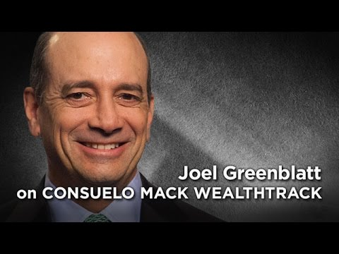 Greenblatt: Strategy Change