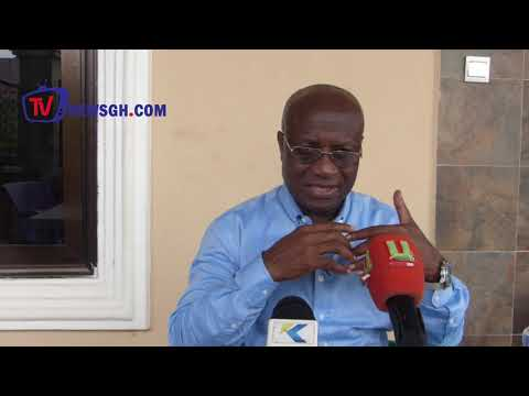 COVID 19 : HON. OSEI KYE MENSAH BONSU EXPLAINS RESTRICTION OF MOVEMENT EXTENSIVELY