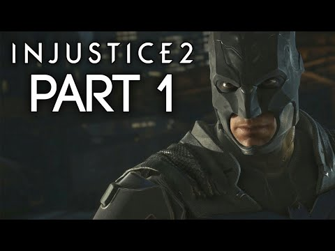 Injustice 2: GodFall (Story Mode Part 1: Batman)!!!