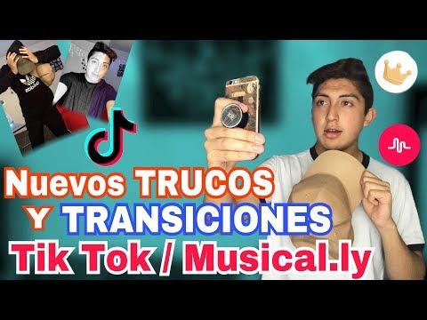 NUEVOS TRUCOS Y TRANSICIONES MUSICAL.LY/TIK TOK | Jason Thores