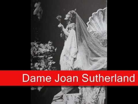 Dame Joan Sutherland: Pergolesi, 'Tre giorni son che Nina'