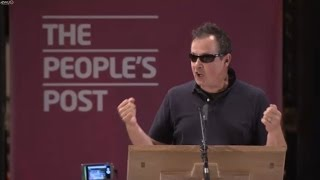 mark mcgowan addresses packed manchester cwu rally