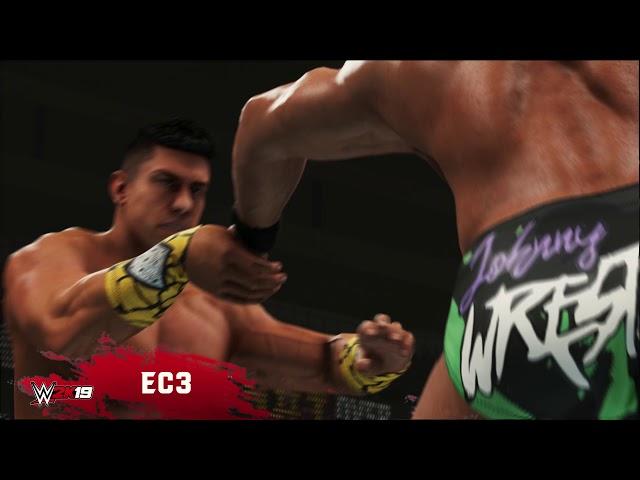 WWE 2K19 Pack Titans Maintenant Disponible