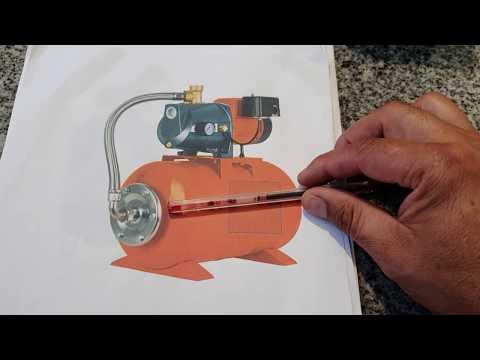 Como instalar un hidroneumático, como funciona y para que sirve (parte 2)