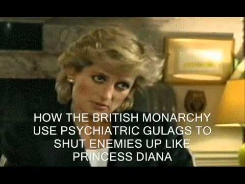 HOW THE  MONARCHY USE PSYCHIATRIC GULAGS TO SILENCE  ENEMIES  LIKE DIANA