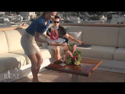 Polar Star Luxury Superyacht Charter Film