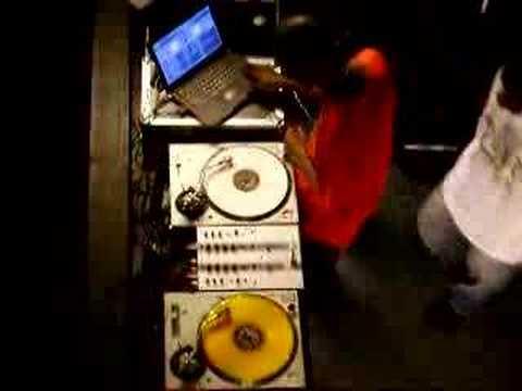 DJ Dice & DJ Mo Beats Spinning