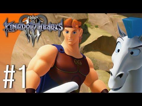 Kingdom Hearts 3 #1
