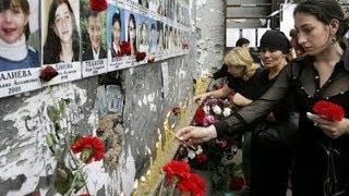 Beslan Honours Victims Of School Massacre