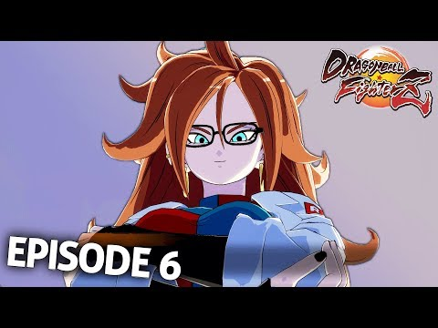 DRAGON BALL FIGHTER Z | Episode 6 : Android C21 [ HISTOIRE ] FR ( PS4 Pro )
