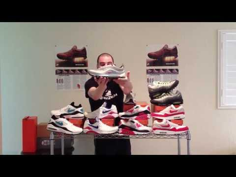 ShoeZeum The History Of Nike Air