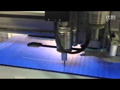 coroplast cutting machine
