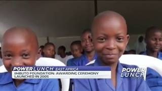 Imbuto celebrates girls' academic excellence