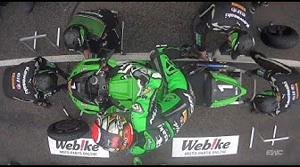 FIM EWC 2019-2020 - Webike SRC Kawasaki France, the champion to beat