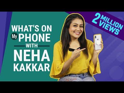 Neha Kakkar: What's on my phone | Fashion | Lifestyle | Pinkvilla | Oh Humsafar Song