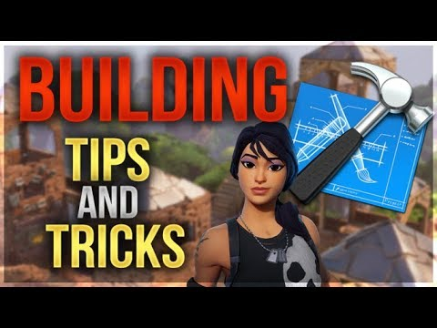How to win building tips and tricks fortnite battle for Construction tips and tricks