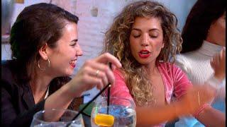 Carolyne y Sheyla juegan a 'beso, atrevimiento y verdad' - Casados a primera vista