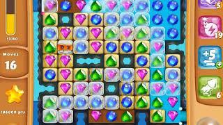 Diamond Digger Saga Level 1510 - NO BOOSTERS | SKILLGAMING ✔️