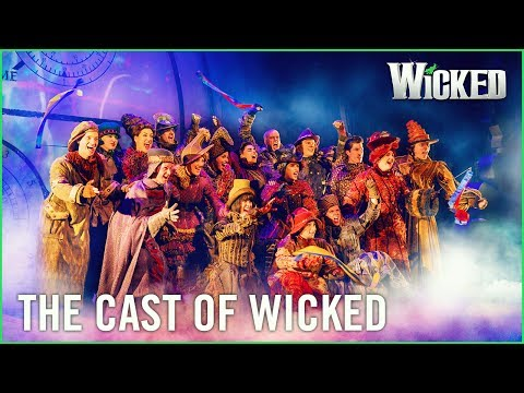Wicked UK | Christmas 2011 - BEST WITCHES for Christmas!