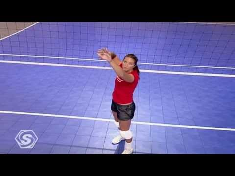 Volleyball: Attack Arm Swing with Misty May-Treanor