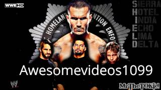 Randy Orton And The Shield Custom Theme Song