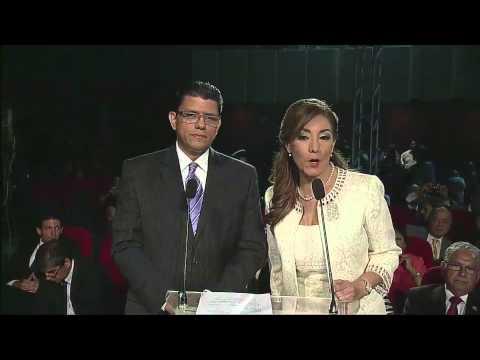 Debate presidencial organizado por la Universidad de Panama