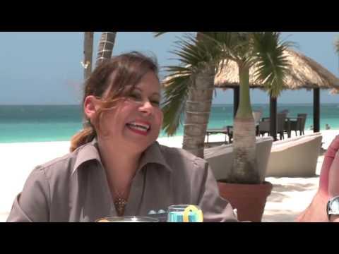 LXRY TV Bucuti & Tara Beach Resort Aruba Hotel