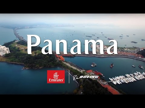 View from Above- Panama