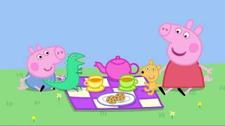 Peppa Pig - My Cousin Chloe | English Full Episodes Compilatio…