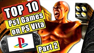Top 10 PS1 Games to Play on PS VITA (Part 2)